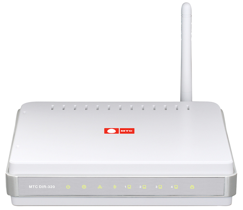 Wi-Fi Роутер МТС DIR-320артикул. . WEP, WPA, WPA2. . Защита информации.